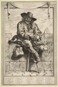 Guillaume de Limoges / Girard Audran