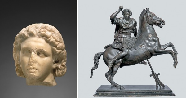 Portraits of Alexander the Great