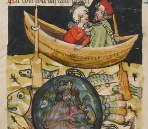 Alexander the Great Under Water