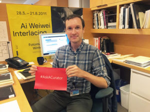 Arpad Kovacs #AskACurator