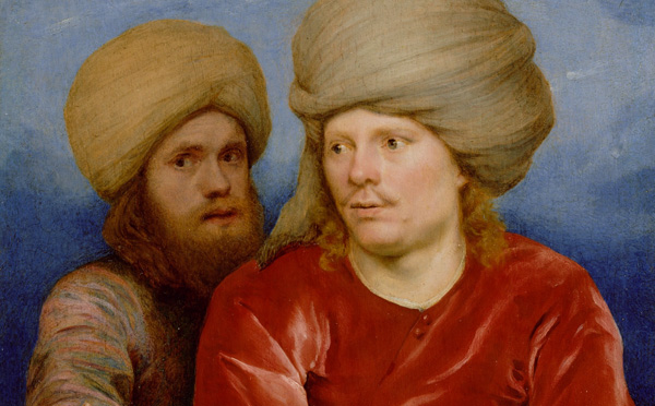 Double Portrait / Sweerts