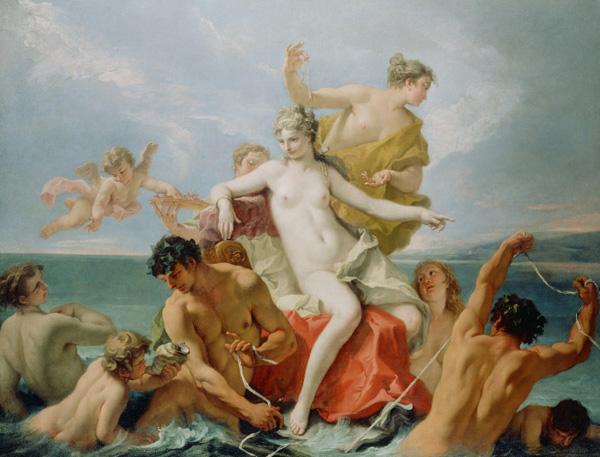 Triumph of the Marine Venus / Ricci