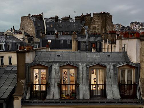 19 Mai 2013, bis rue de Douai, Paris-93, Gail Albert-Halaban