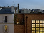 Le 31 octobre 2012, rue Du-Guesclin, Paris-15e, Gail Albert-Halaban