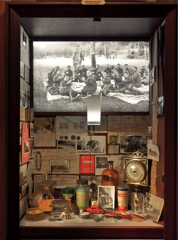 'My_Father's_Death'_exhibition_at_the_Museum_of_Innocence