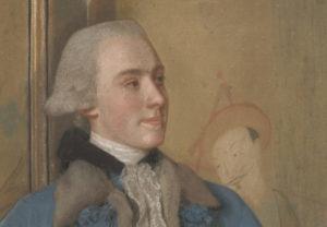 Portrait of John, Lord Mountstuart / Jean-Etienne Liotard