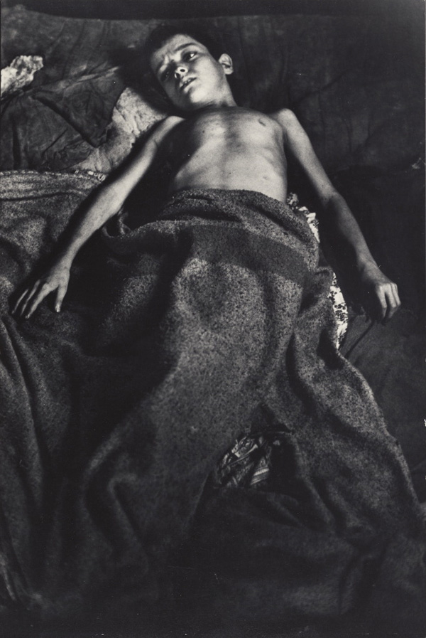 Flavio: Flavio after Asthma Attack / Gordon Parks