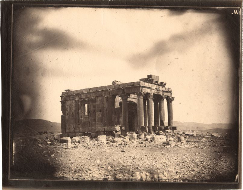 The Ruins of Palmyra, Captured in Vintage Photographs