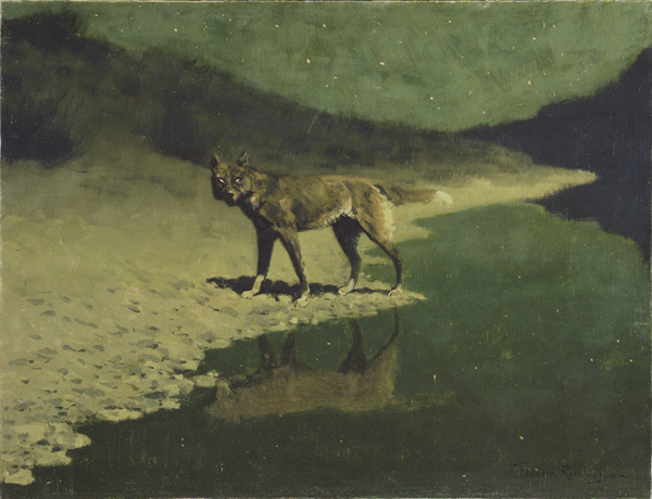 Moonlight, Wolf / Remington