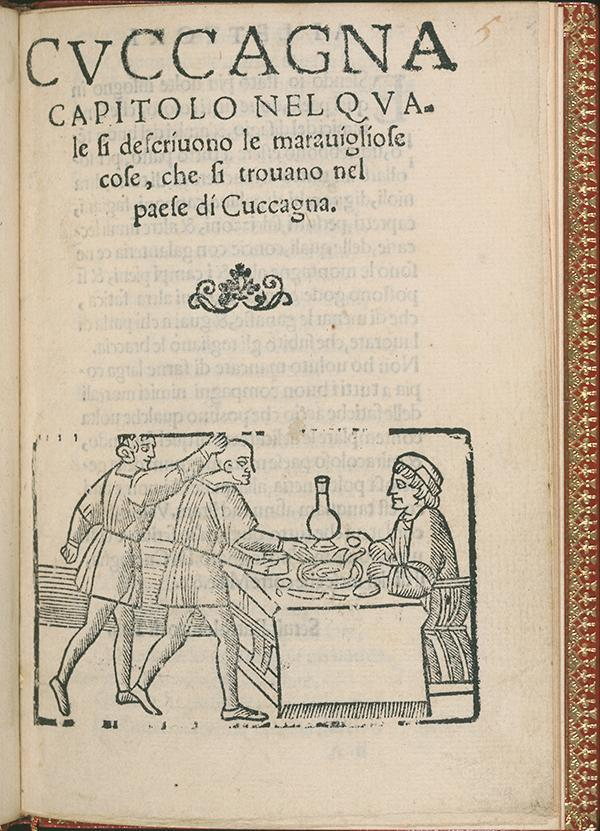 Title page of Cvccagna