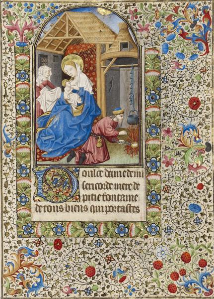 Holy Family / Bedford Master