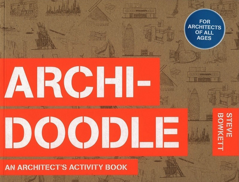 Archi-Doodle book cover