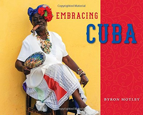 Book cover: Embracing Cuba