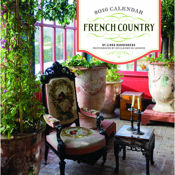 French Country Calendar 2016