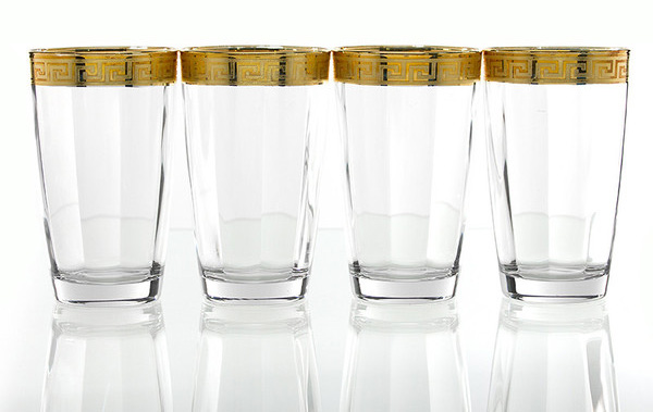 Highball glasses from the Getty Store