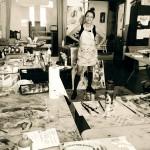 In-Studio Portrait of Jenny Doh