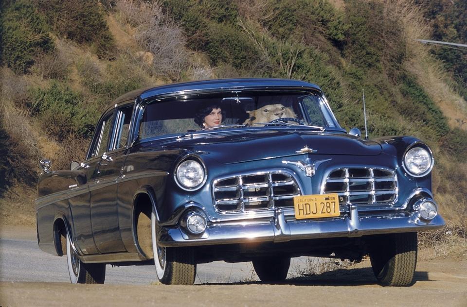USA. California. 1956.