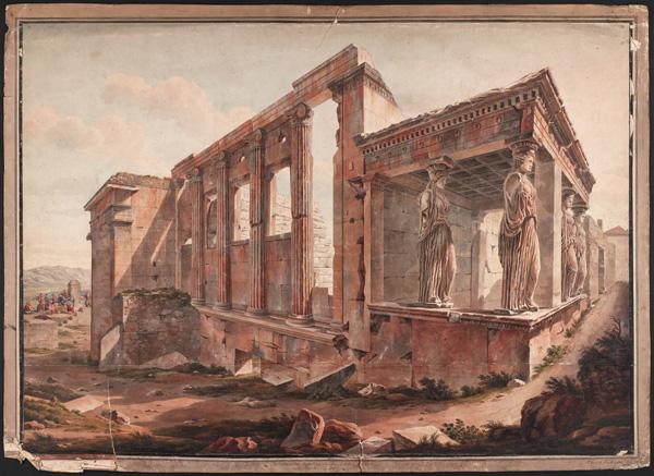 The Erechtheion, Athens / Simone Pomardi