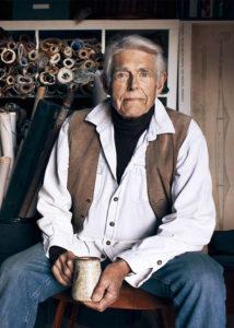 Harry Gesner portrait featured