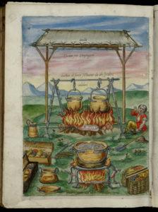 Cucina per CampagnainM. Bartolomeo Scappi,Opera