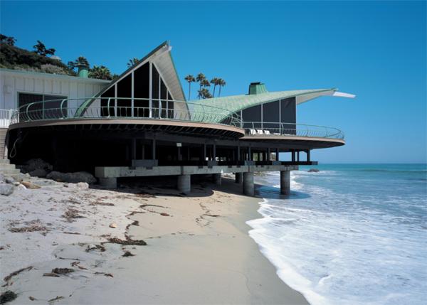 Modernism s maverick a conversation with harry gesner for Malibu house plans