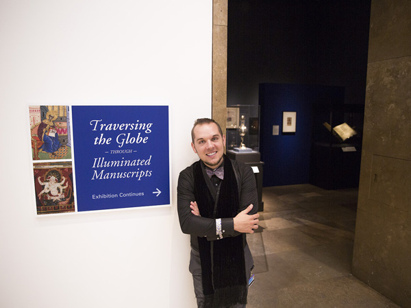 Talking the Global Middle Ages with Curator Bryan Keene