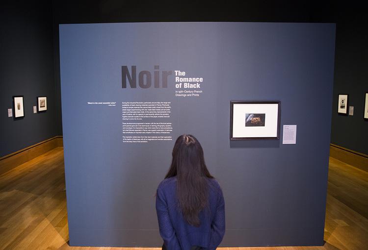 Noir: The Romance of Black