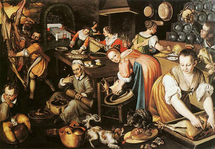 Kitchen / Vincenzo Campi