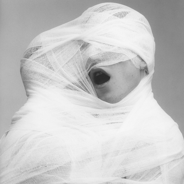 White Gauze / Mapplethorpe