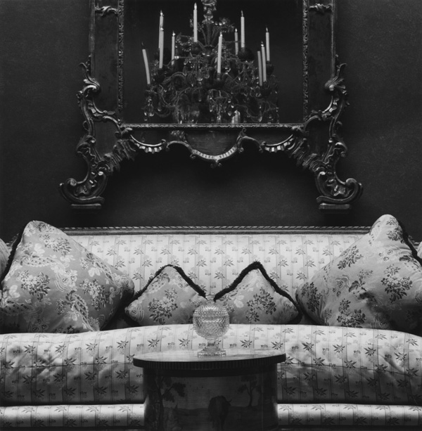 Suzie's Couch / Mapplethorpe