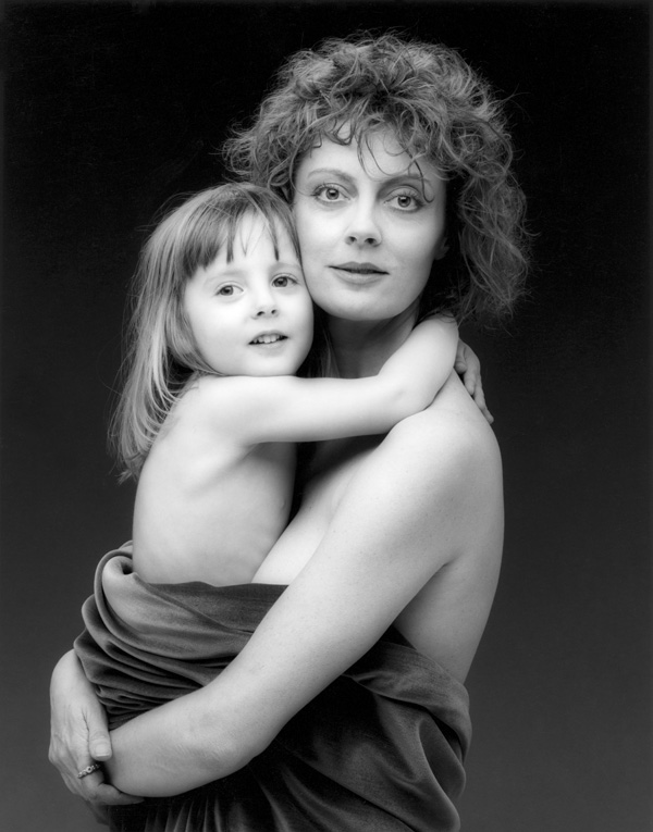 Susan Sarandon/ Mapplethorpe