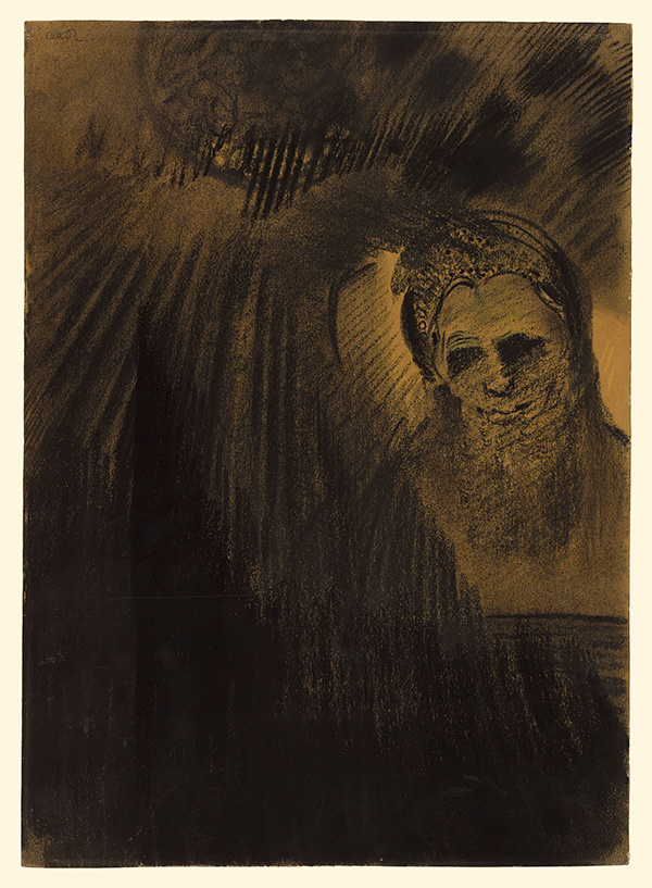 Apparition / Odilon Redon