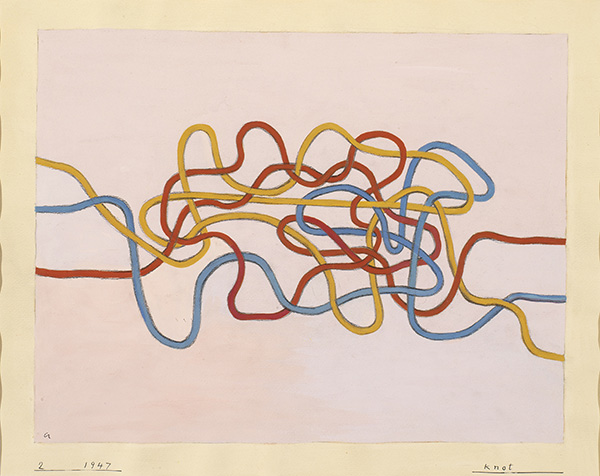 Knot 2 / Anni Albers