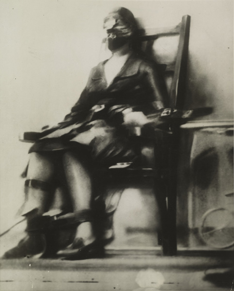 Electrocution of Ruth Snyder, Sing Sing Prison, Ossining, New York