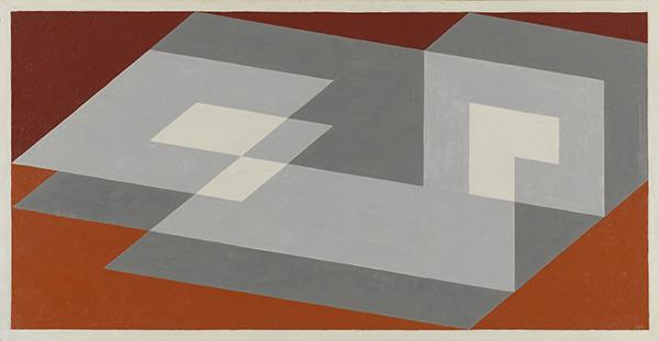 Tenayuca / Josef Albers