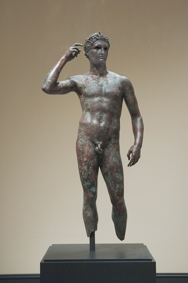 Statue of a Victorious Youth / Greek