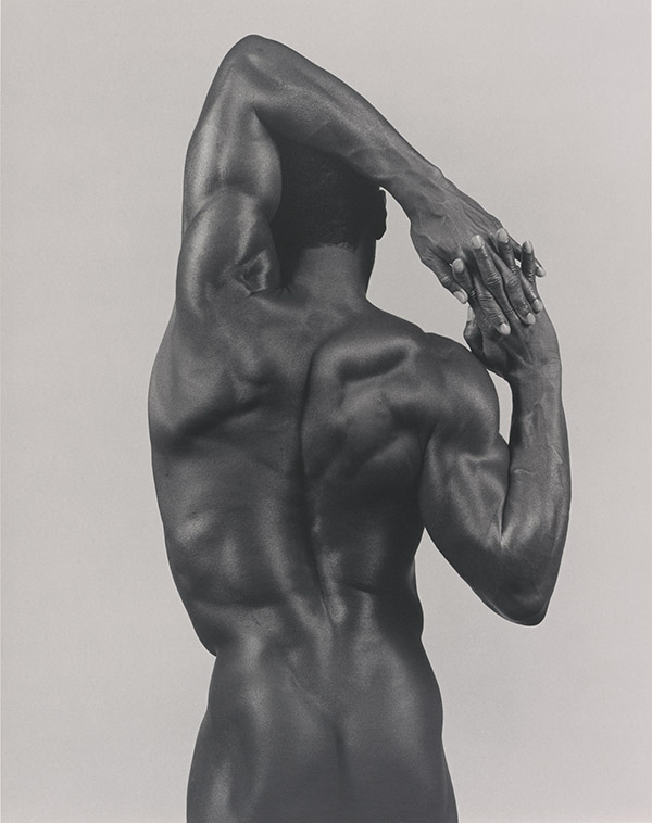 Derrick Cross / Robert Mapplethorpe
