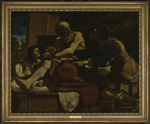 Jacob Blessing the Sons of Joseph / Guercino