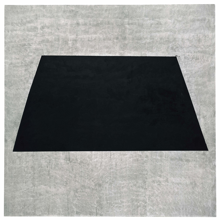Homage to Life, 2003, Agnes Martin. Courtesy Leonard and Louise Riggio and Pace Gallery, and copyright Agnes Martin/Artists Rights Society