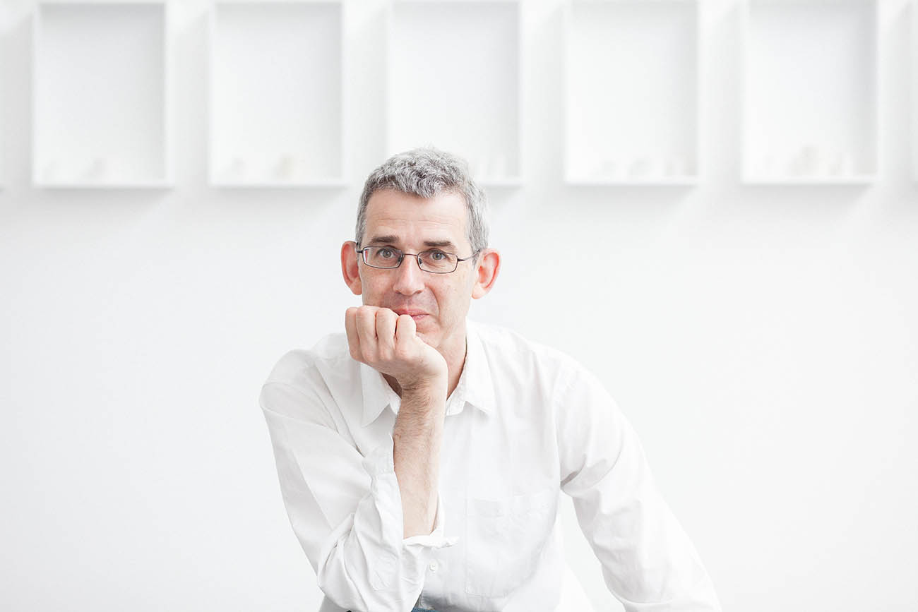 Portrait of Edmund de Waal