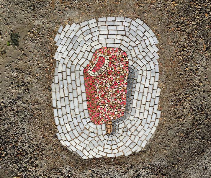 """Strawberry Shortcake,"" 2158 W 18th Place, Chicago / Jim Bachor"