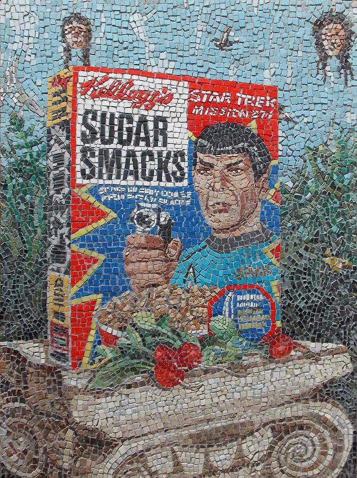 """""""Sugar Smacks"""" / Jim Bachor"""