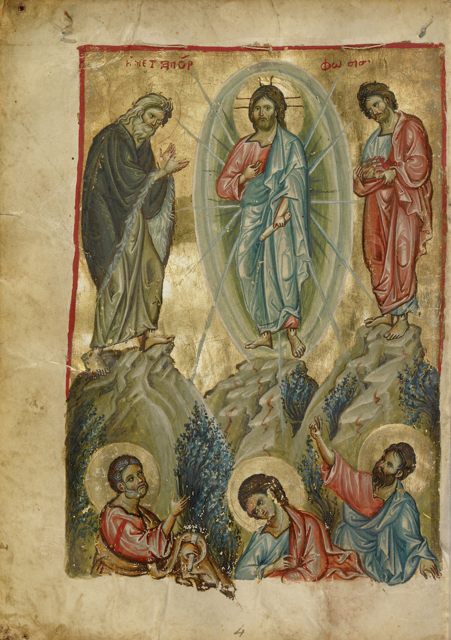 The Transfiguration / Nicaea