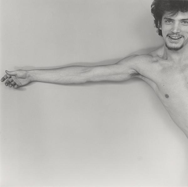 Self-Portrait / Robert Mapplethorpe