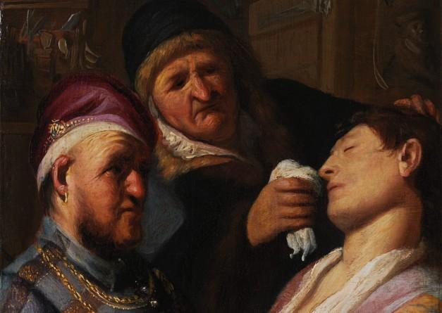 Rembrandt at 18