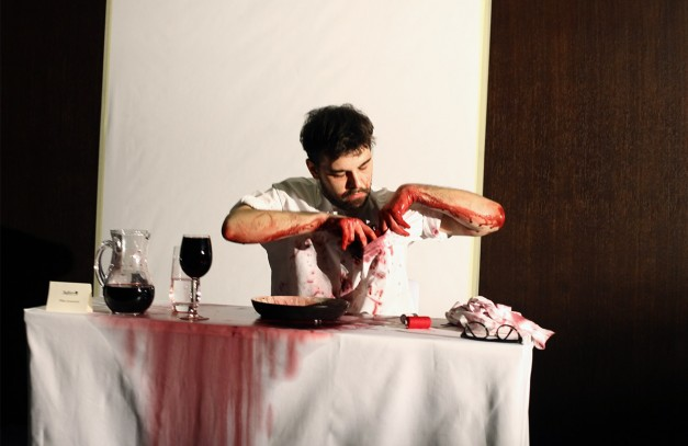 Hearts, Disgust, and Performance Art in Belgrade