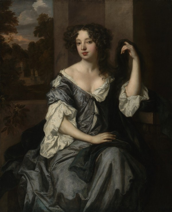 Portrait of Louise de Keroualle, Duchess of Portsmouth, about 1671–74, Peter Lely. Oil on canvas, 49 1/4 in. × 40 in. J. Paul Getty Museum, 78.PA.223. Digital image courtesy of the Getty's Open Content Program