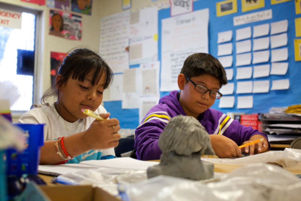 A Teacher's Experience with Arts Integration in the Classroom