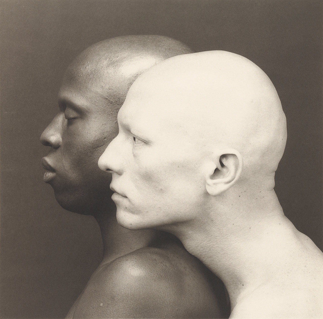 Ken Moody and Robert Sherman / Robert Mapplethorpe