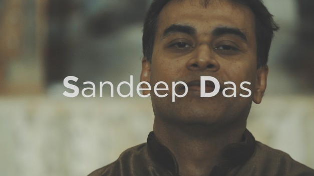 VIDEO: Musician Sandeep Das Performs Music Inspired by the Cave Temples of Dunhuang